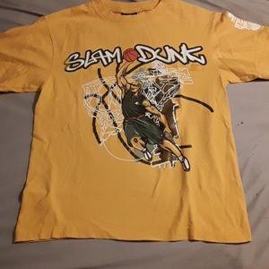 Starter Yellow Slam Dunk T-Shirt